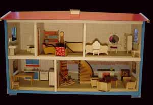 """1950s Electrified House"""